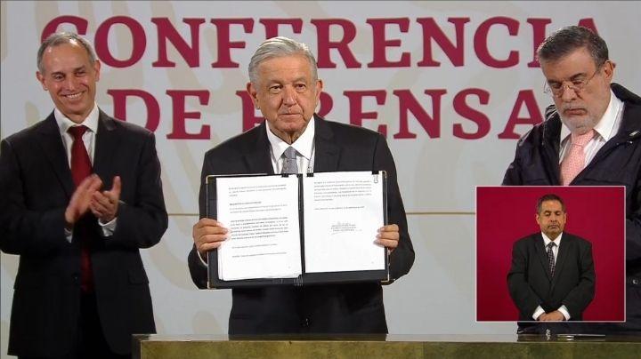 Juicio a expresidentes, cada vez más cerca: AMLO enviará petición al Senado