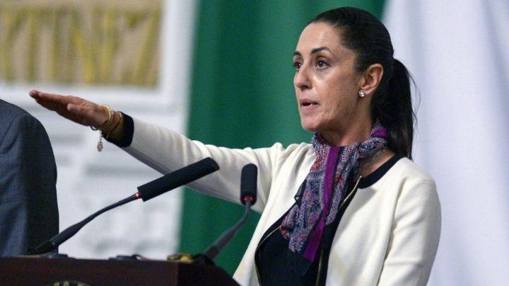 Alertan sobre posible atentado hacia la Jefa de Gobierno, la Doctora Claudia Sheinbaum