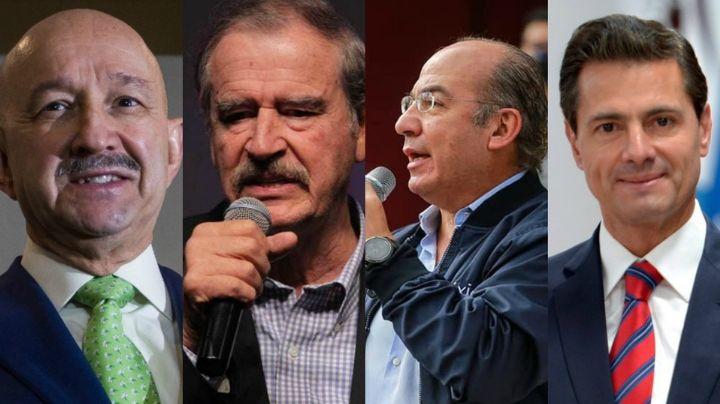 Morena busca someter a expresidentes como Peña Nieto a la Ley de Amnistía en México