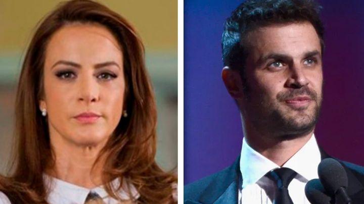 """""""No lo soporta"""": Por """"prepotente y alzado"""", Silvia Navarro se pelea con Mark Tacher en foro de Telemundo"""