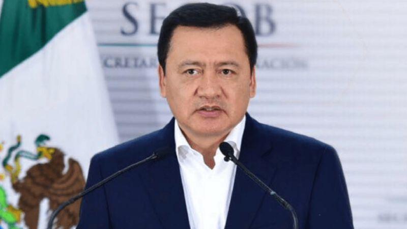 Osoro Chong la libra: FGR desestima acción legal contra el exsecretario