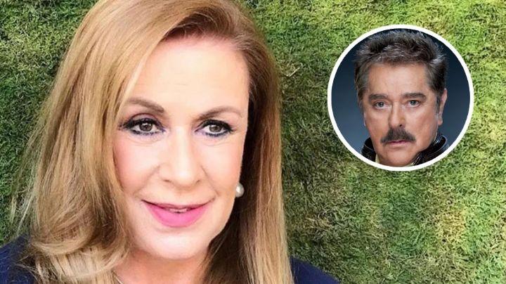 Laura Zapata revela que Raymundo Capetillo tuvo un relación en secreto antes de morir