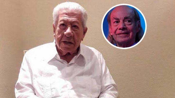 López Tarso cuenta su mejor recuerdo junto a 'El Loco' Valdés y el proyecto que dejaron pendiente