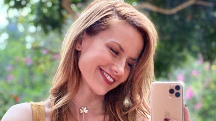 Altaír Jarabo, actriz de TV Azteca, se va a la playa y lo presume en Instagram
