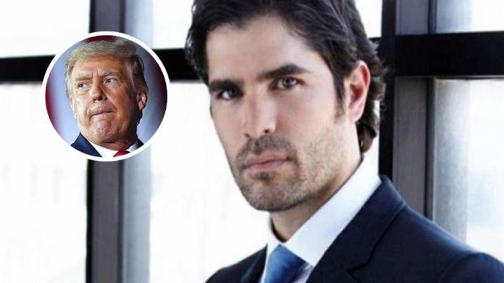 De galán en Televisa a la Casa Blanca: Este actor trabajará de la mano con Donald Trump