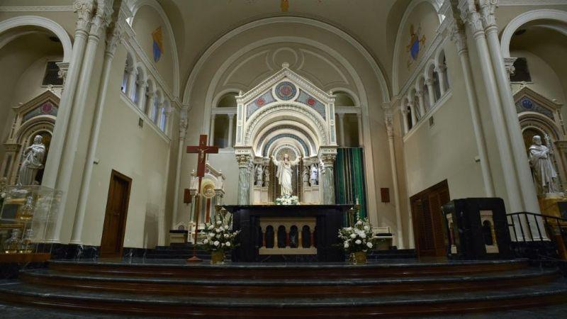 Texas: Destruyen la figura del Sagrado Corazón de Jesús en Catedral de San Patricio