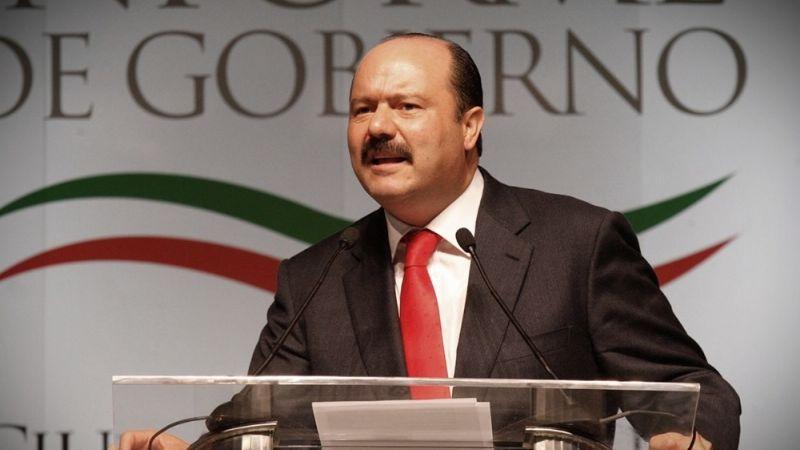 Estados Unidos niega libertad bajo fianza a exgobernador de Chihuahua