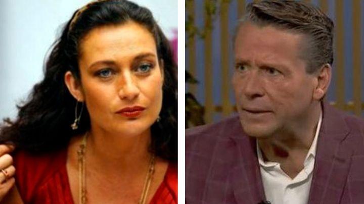 """Actriz estalla en 'VLA' contra Adame y niega estar en el catálogo de Televisa: """"Vete al psiquiatra"""""""