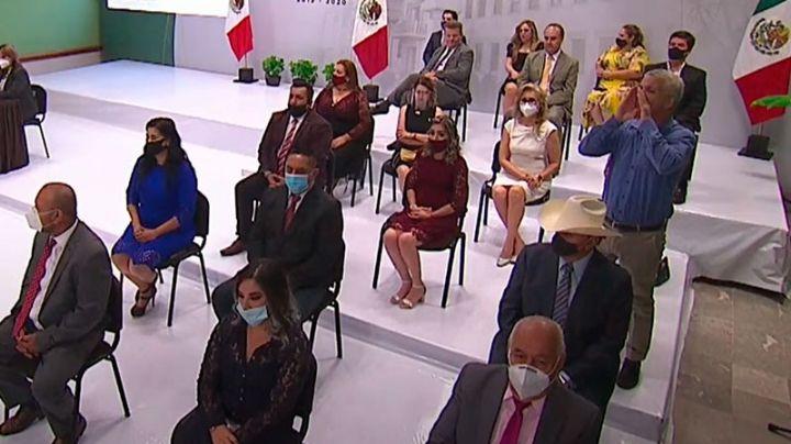Señalan simulación y corrupción en pleno discurso de Mariscal Alvarado