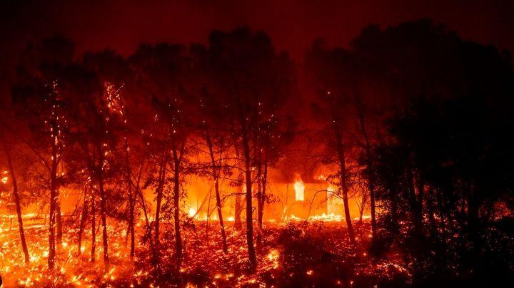 Incendios de California tienen en alerta a ciudadanos de Tijuana; toman precauciones