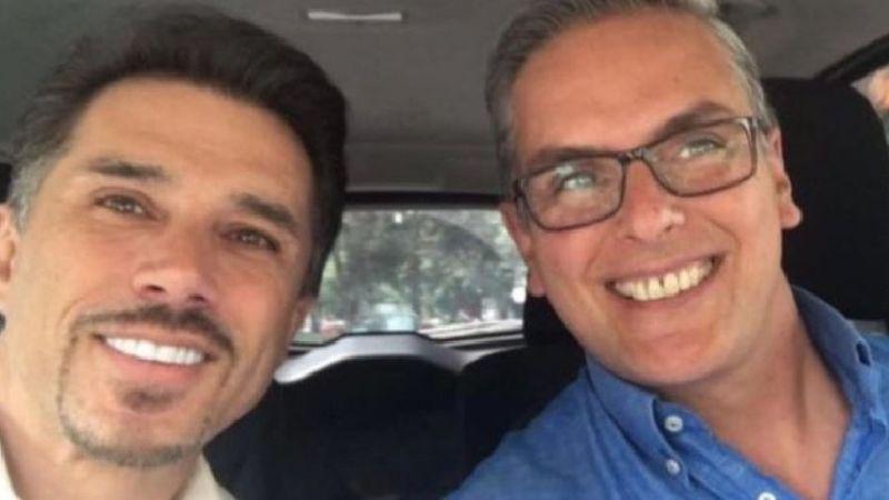 Hermana de Xavier Ortiz cuenta por qué Sergio Mayer fue a reconocer el cuerpo del exGaribaldi