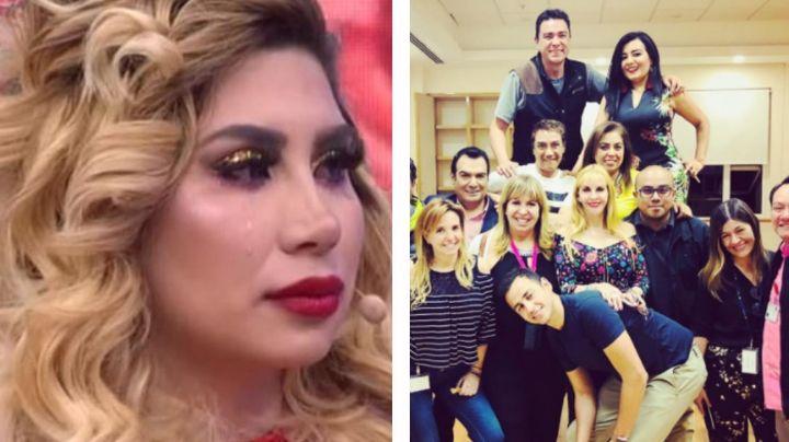 Conductora de 'Hoy' arremete contra 'La Bebeshita' y le manda fuerte recadito en Instagram