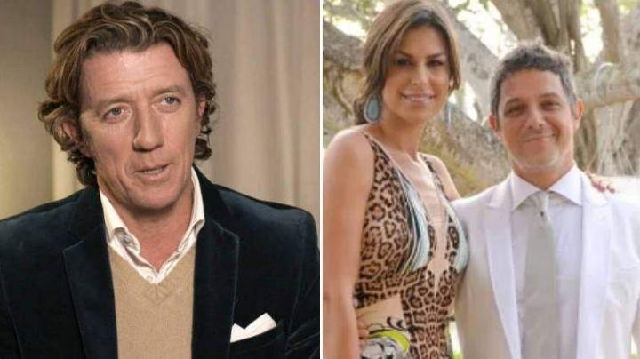 Tras divorciarse de Paulina Rubio, 'Colate' expone su relación con la ex de Alejandro Sanz