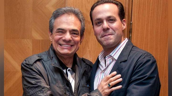 José Joel honrará la memoria de su padre José José con un disco que incluye sus éxitos