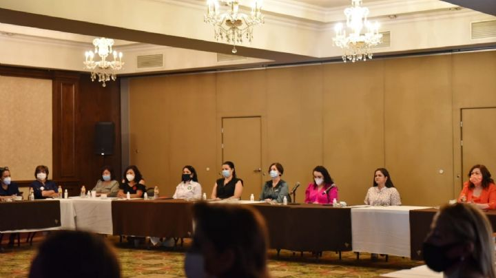Sostienen reunión de trabajo organizaciones civiles con alcaldesa de Hermosillo