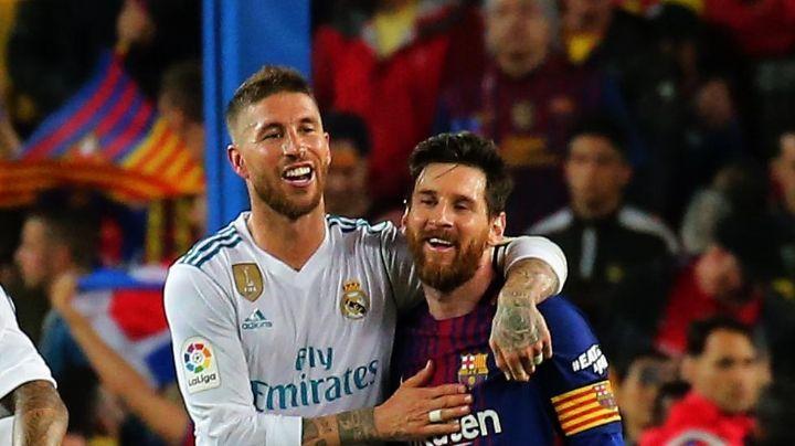 """Sergio Ramos se suma a la polémica de Messi: """"Se ha ganado el respeto de decidir su futuro"""""""