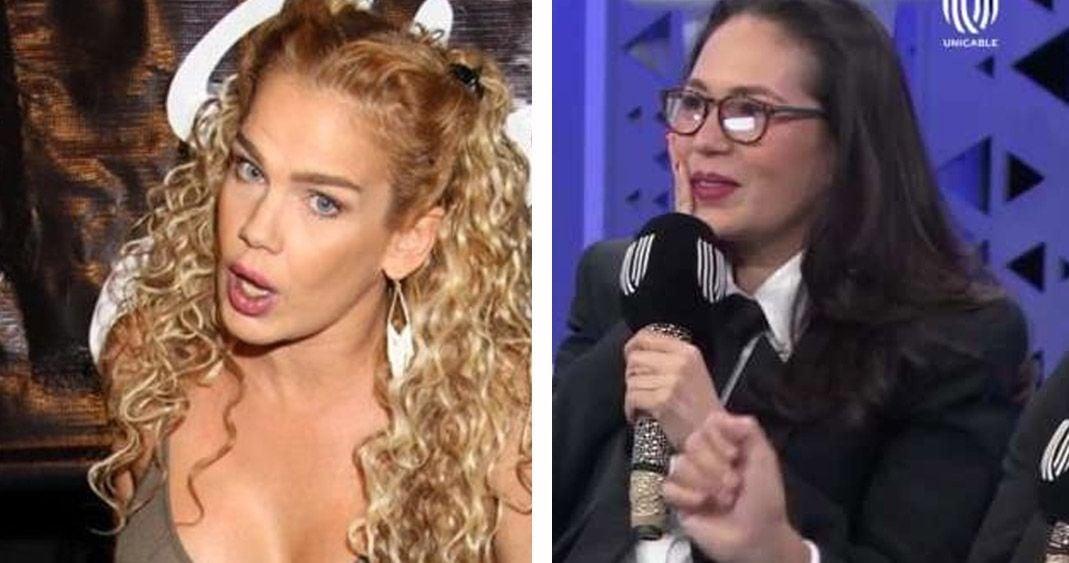 Niurka Marcos abandona molesta el programa de 'Montse y Joe'