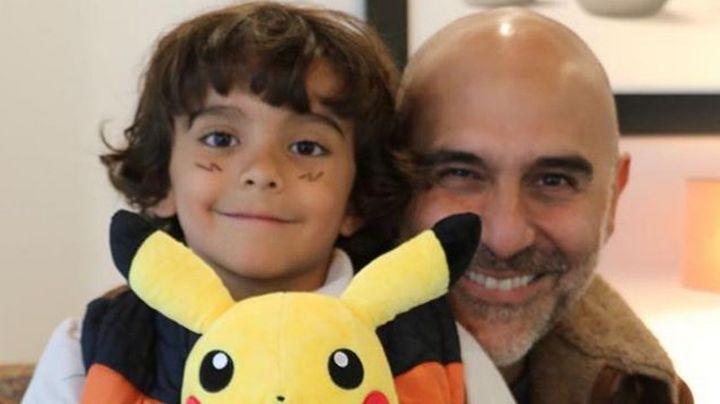¡Padre orgulloso! Héctor Suárez Gomís celebra el cumpleaños 6 de su hijo