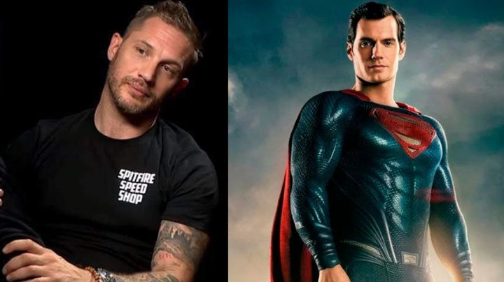 'Venom' aplasta a 'Superman': Tom Hardy quitaría a Henry Cavil el papel de 'James Bond'