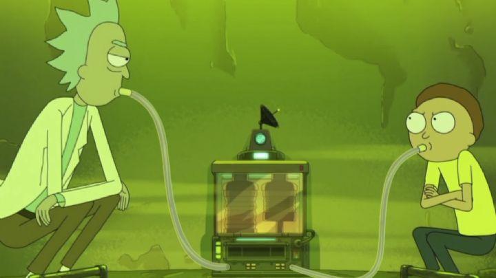 'Rick & Morty' derrota a 'Los Simpson': Le gana el Emmy a mejor serie de animación