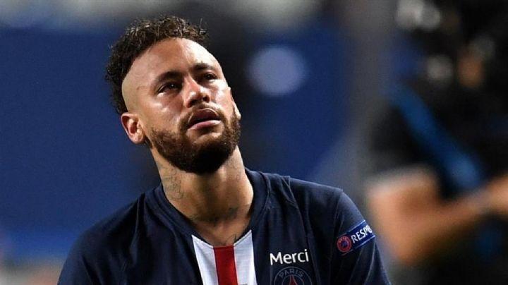 Neymar pone en alerta a PSG: El brasileño no volvería a jugar en 2020