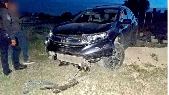 Diputada de Morena ocasiona accidente de auto; hay una persona lesionada