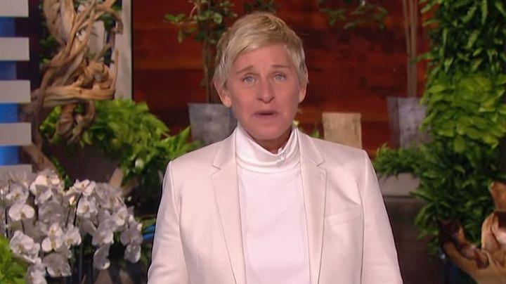 Con un video disculpándose, Ellen DeGeneres regresa a la TV y redes se la comen viva