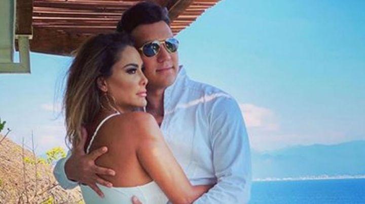 Ninel Conde niega pagar las deudas de su novio tras reaparecer en costos viaje