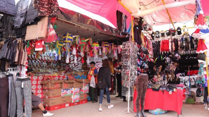El Frente Común de Tianguistas en Sonora solicita apertura de frontera