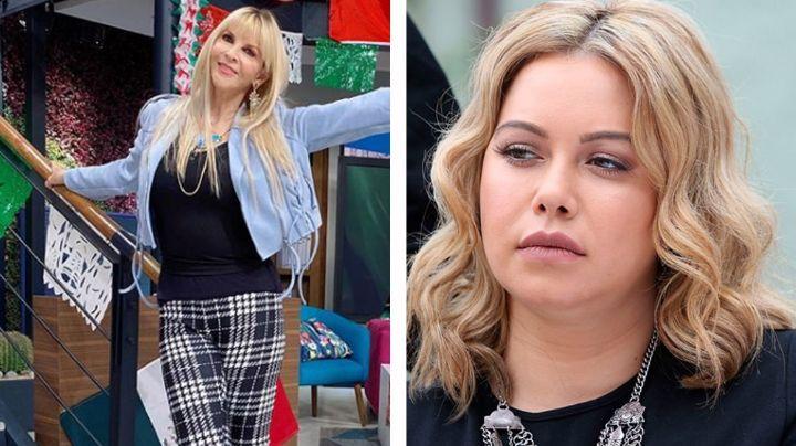 """""""¿Debería ir al psicólogo?"""": Conductora de 'Hoy' humilla a Chiquis por polémica foto en Instagram"""