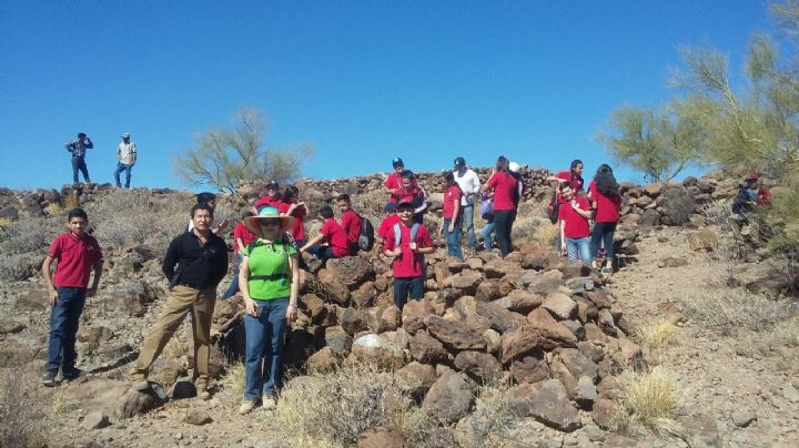 Cerro de Trincheras, un sitio arqueológico en el Estado de Sonora que tienes que visitar