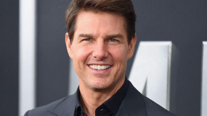 ¡Histórico! Se confirma que Tom Cruise filmará la primera película en el espacio