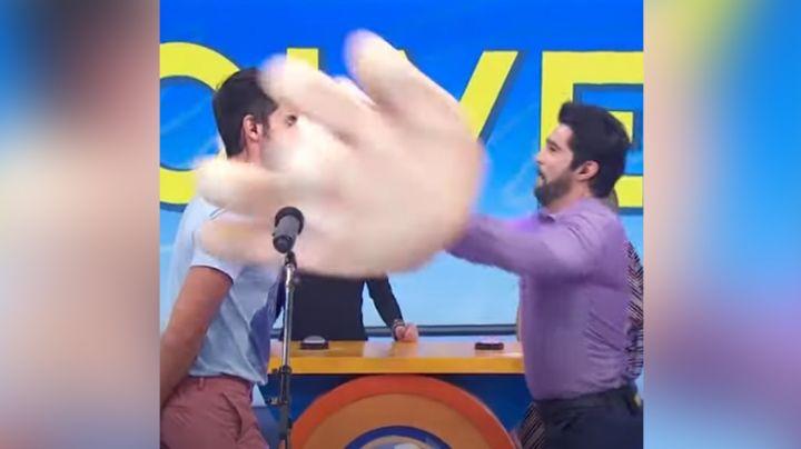 """Conductor de 'Hoy' enfurece con Arturo Carmona por humillación en vivo: """"Pu..."""""""