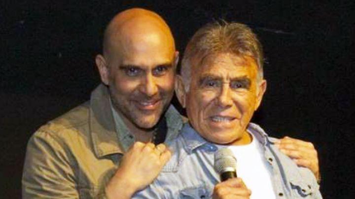 Héctor Suárez Gomís habla de la ocasión en que casi llega a golpes con su padre