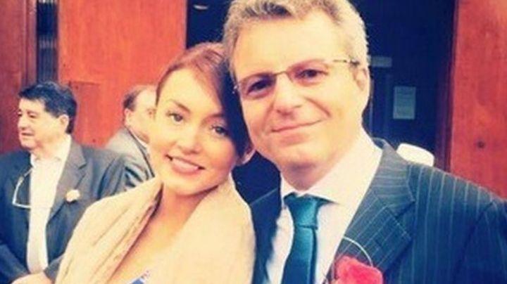 Papá de Angelique Boyer debuta en la actuación al lado de su hija en 'Imperio de Mentiras'