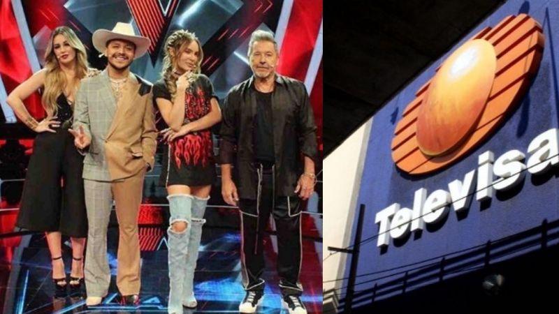 ¡Sale del aire! Tras traicionar a TV Azteca, Televisa despide a querida coach de 'La Voz'
