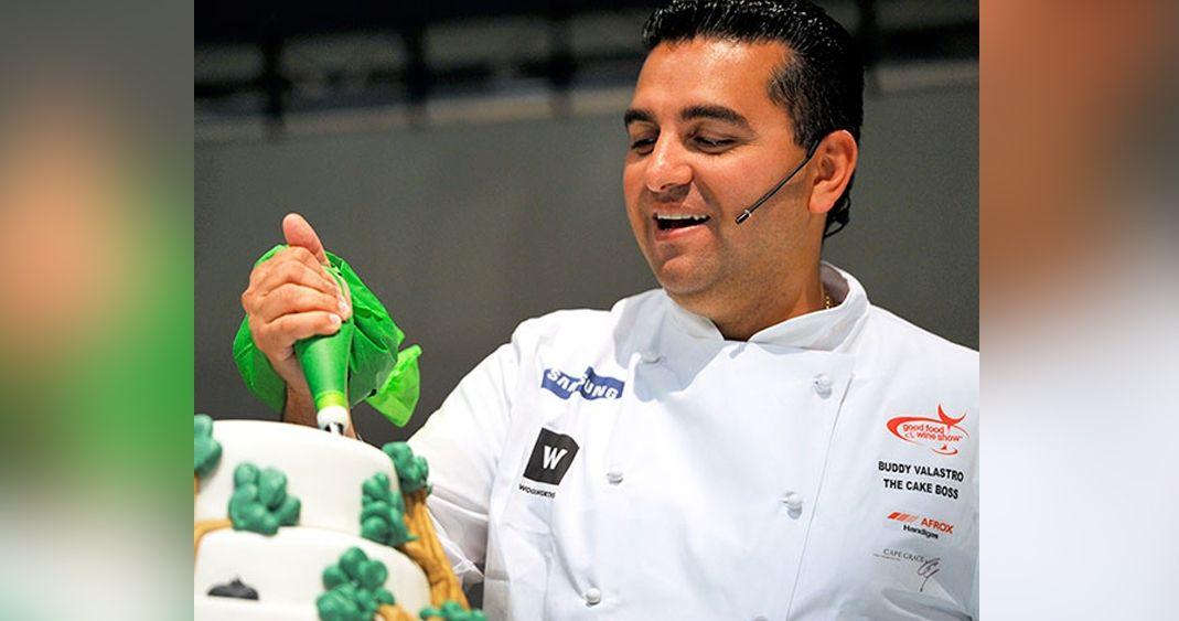 Buddy Valastro del popular programa Cake Boss sufre grave accidente