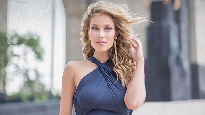 Vanessa Huppenkothen de 'ESPN México' presume sus horas en el gym con 'outfit' veraniego