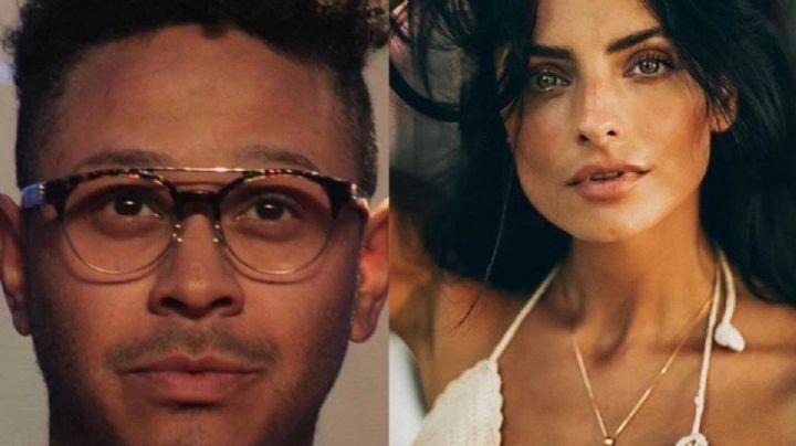 """""""Me enseñó a abrir el corazón"""": Kalimba confirma romance con Aislinn Derbez"""