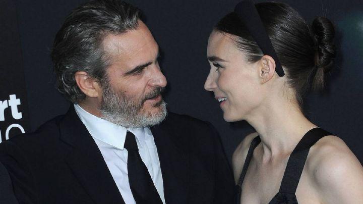 Joaquin Phoenix y Rooney Mara se convierten en padres de su primer bebé y conmueven a las redes