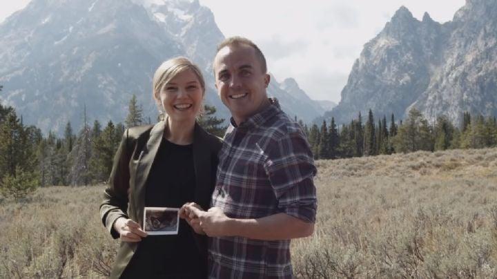 Frankie Muniz, actor de 'Malcolm el de en medio', se convertirá en papá junto a su esposa