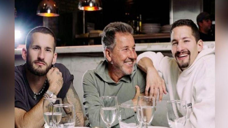 ¿Se separó? Ricardo Montaner 'promociona' en redes a su único hijo soltero