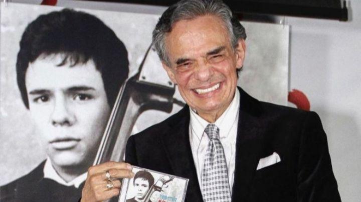 Los mejores éxitos de José José, 'El Príncipe de la canción', en su primer aniversario luctuoso