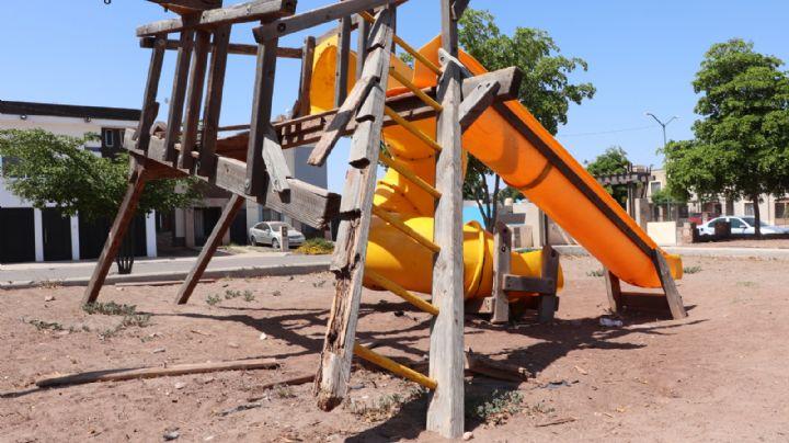 Sergio Pablo vuelve a simular obras; inventa un parque y olvida a otros cuatro
