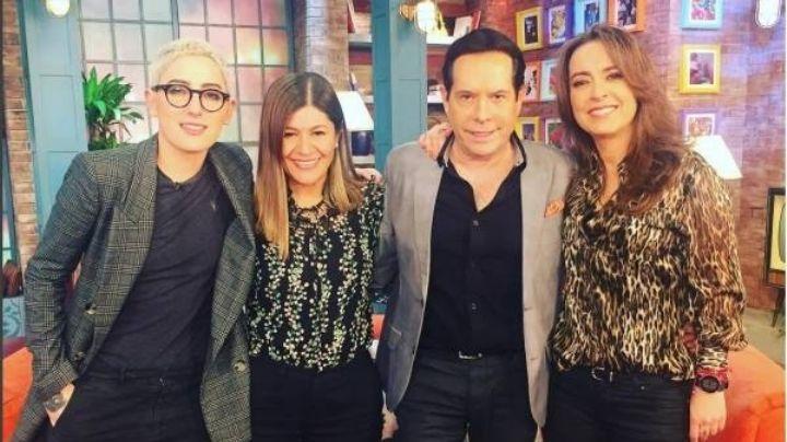 """""""Cul... y homofóbica"""": Tras despido en Televisa, exconductora de 'Hoy' 'hunde' a Aurora Valle"""