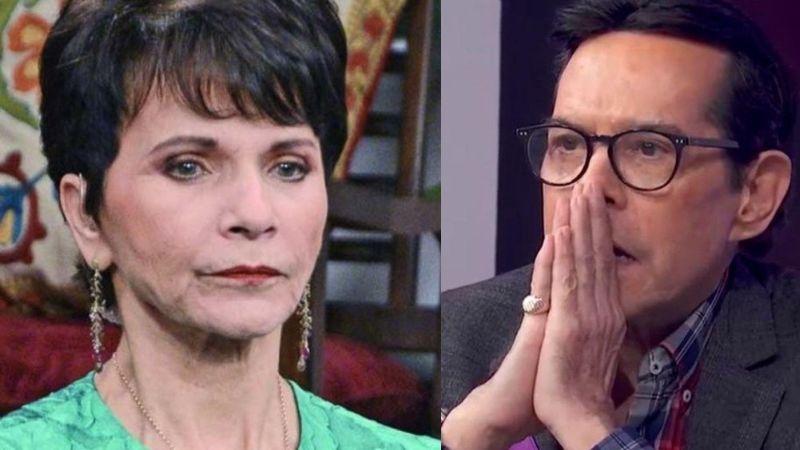Tras cambiar TV Azteca por Televisa, conductor de 'Hoy' 'traiciona' a Chapoy y ella reacciona así