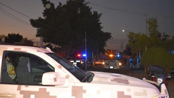 Grupo Operativo Mixto detiene a tres tras enfrentamiento armado en Villa Bonita