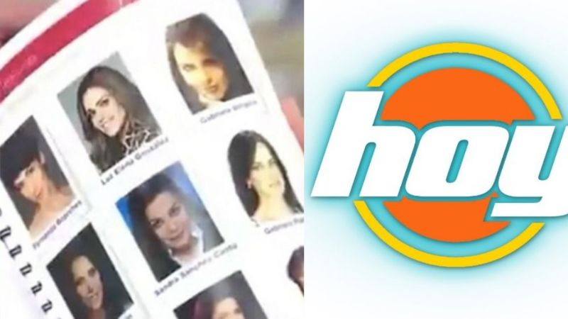 Tras exhibir catálogo de Televisa, polémica actriz llega a 'Hoy' y revela fuerte secreto al aire