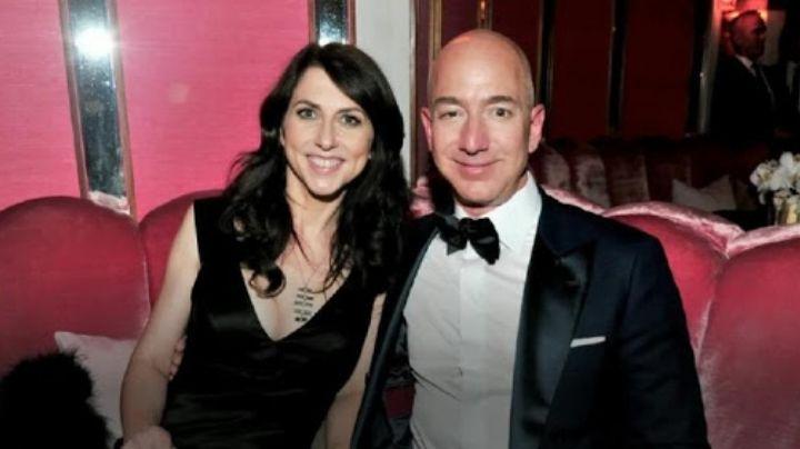 Ex del fundador de Amazon, MacKenzie Scott, ya es la mujer más rica del mundo
