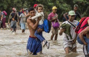 Legisladores aprueban ley sobre desplazamiento forzado interno